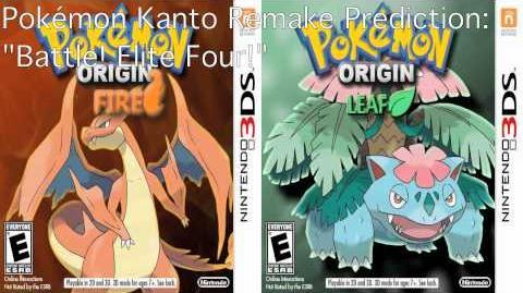 Music Prediction Pokémon Kanto Remake Battle! Elite Four! (XY Style)