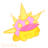 Needle Kirby by Kirby RS
