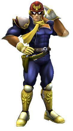 Captain Falcon