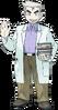 FireRed LeafGreen Professor Oak