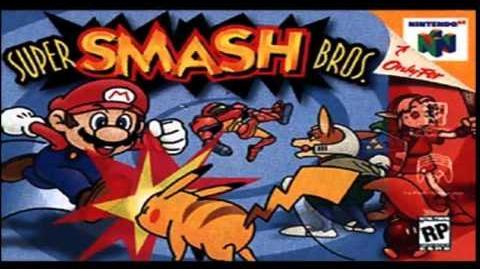 How to play (Super Smash Bros