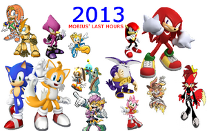 2013 Sonic Game Concept Crappy Doody Poopy Thinger