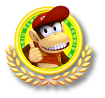 Diddy Kong Tennis Icon