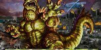 Godzilla: Destroy All Monsters Brawl