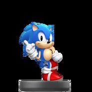 Classic Sonic Amiibo (WGC)