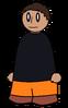 Pants Orange Generic