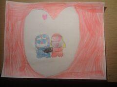 Skip and Cynder's Love