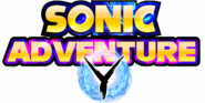 SonicAdventureYLogo