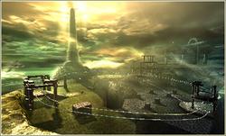 Arena ruins