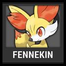 ACL -- Super Smash Bros. Switch Pokémon box - Fennekin