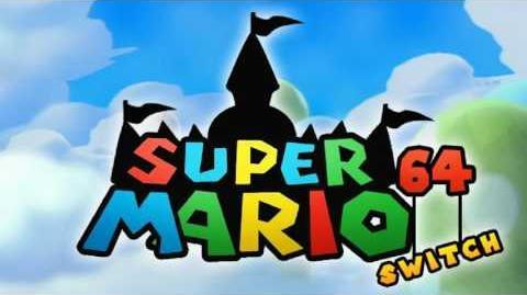 Hazy Maze Cave - Super Mario 64 Switch