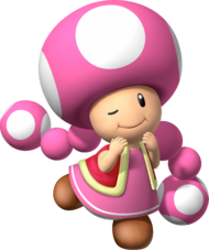 MP7 Toadette