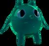 Green Blobby Dude