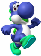 New light blue yoshi