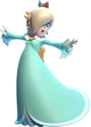 Rosalina Artwork - Super Mario Crystalline World