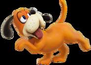 Duck Hunt Dog SSB4