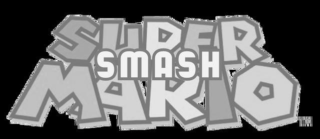 File:Super Mario Smashers European Logo.png