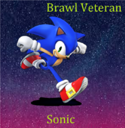 SSBC Roster Sonic