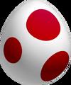 Maroon Yoshi Egg