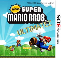 New Super Mario. Bros Ultimatez