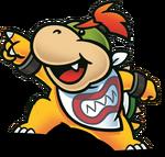 Bowser Jr.- Super Mario World Fusion
