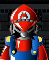 Mecha Mario RKG