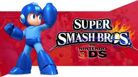 Spark Man Stage (Super Smash Bros