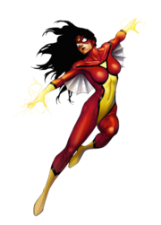 Spider-Woman Marvel XP