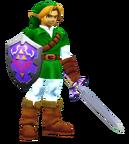 Adult Link 3D