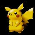 Pikachu SSB3M