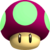 Poison MushroomSMWWii