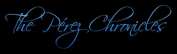 Pérez Chronicles Logo