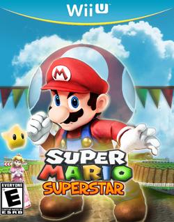 Super mario superstar new