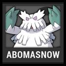 ACL -- Super Smash Bros. Switch Pokémon box - Abomasnow