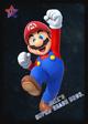 Mario - JSSB amiibo card