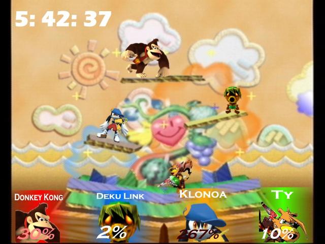 File:SSBM Yoshi's Island 64 Spawn points.jpg