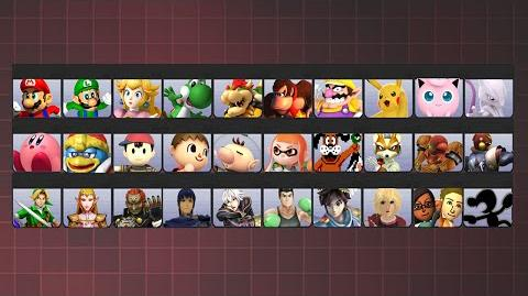 If Smash Had ONLY 30 Characters!-1