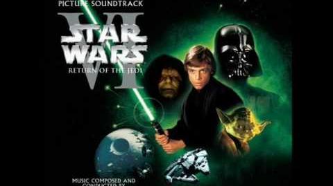 The Battle of Endor III (Star Wars Return of the Jedi)