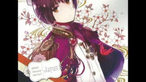 APH Japan New Character Song Dream Journey - Japan (Hiroki Takahashi)