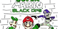 Super Mario Black Op's (Game)
