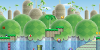 Sparkling Seaside (Super Mario World U)