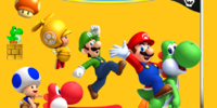 New Super Mario Bros. 5-Star Adventure 2