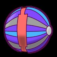 Morph Ball Samus Gravity