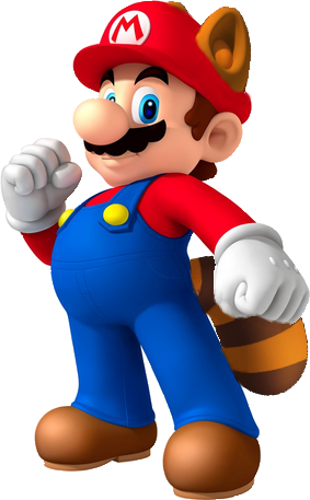 File:Raccoon Mario.PNG