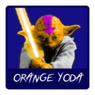 ACL Fantendo Smash Bros X assist box - Orange Yoda