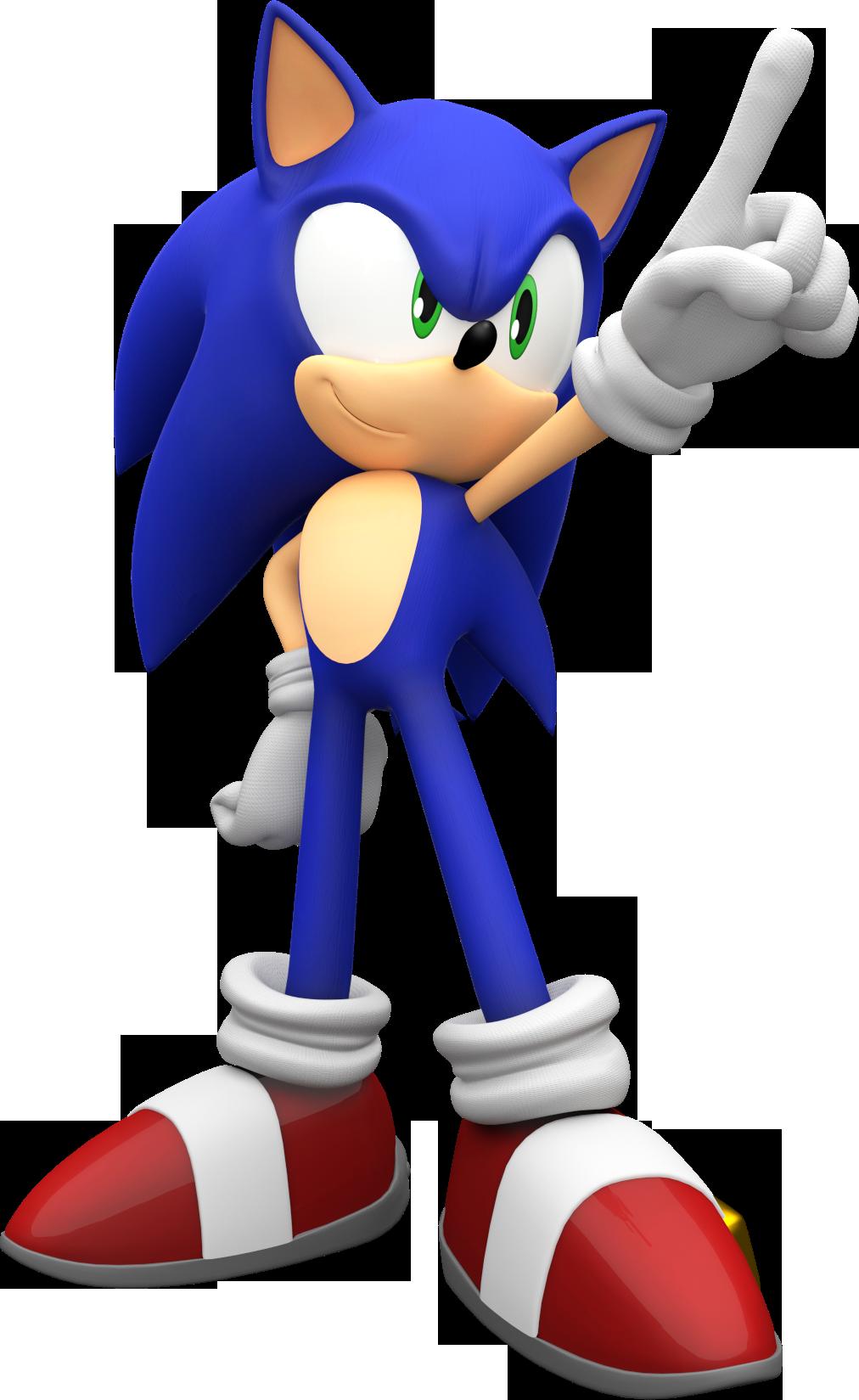 Sonic the Hedgehog (Sonic Rush Saga)   Fantendo - Nintendo ...