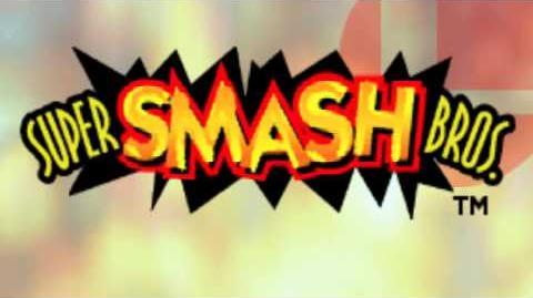 Battlefield (Duel Zone) - Super Smash Bros