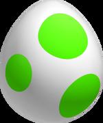 Lime Yoshi Egg