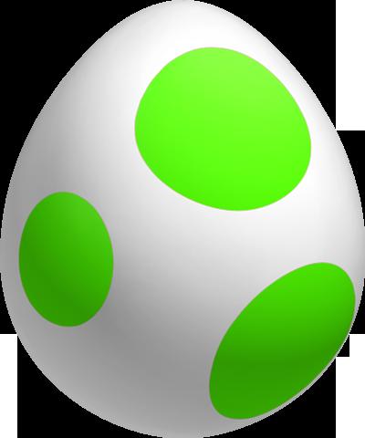 File:Lime Yoshi Egg.png