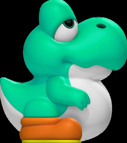 File:Turquoise Baby Yoshi.png